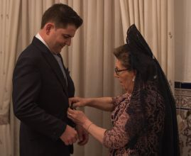 carmen antonio boda campanario badajoz extremadura caceres www.videosdebodaextremadura.com adv weddings bodas 2019 2020 (10)